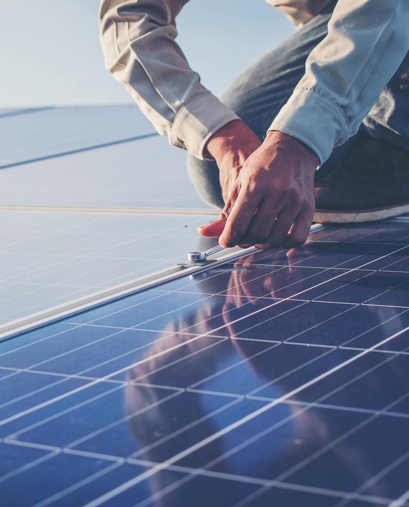 Pannelli solari a Padova