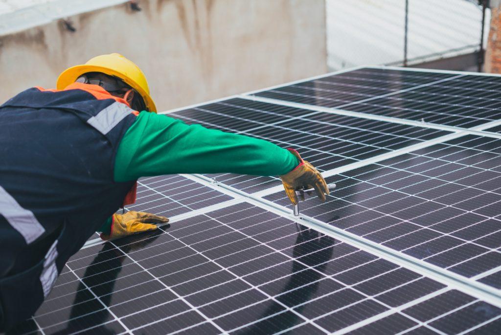 Impianto fotovoltaico a Padova